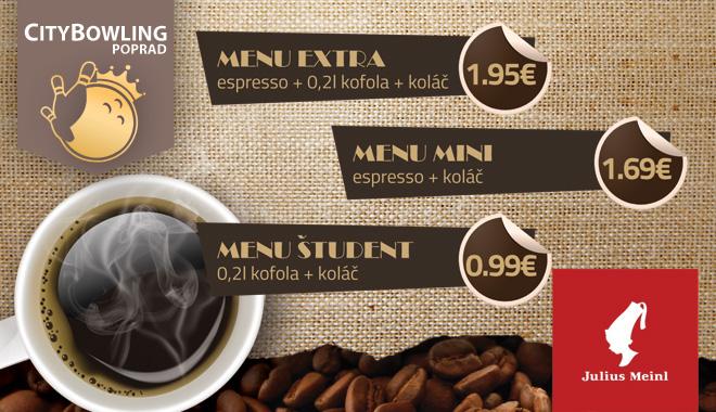 Julius Meinl menu